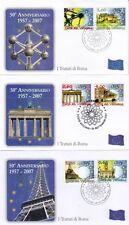 Vatikan 2007 FDC Nr.1583 - 1588