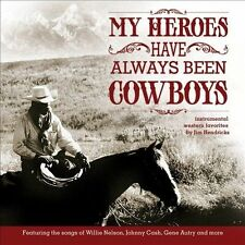 My Heroes Have Always Been Cowboys: Instrumental Western Favorites, New Music