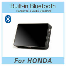 Adaptador de Bluetooth Usb Aux MP3 Cambiador CD Honda CRV FRV CRZ Legend Odyssey