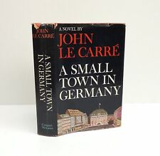 A Small Town In Germany-John Le Carre-SIGNED!!!-First U.S. Edition/1st Printing