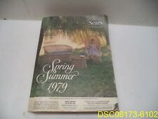 Sears 1979 Midwest Edition 258A Catalog Spring Summer