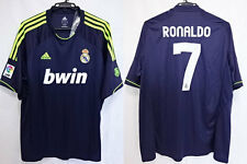 2012-2013 Real Madrid Away Jersey Shirt Camiseta LFP Cristiano Ronaldo 7 XL BNWT