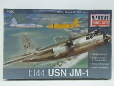 "LOT 11932 | Minicraft 14690 ""USN JM-1"" 1:144 Bausatz NEU in OVP"