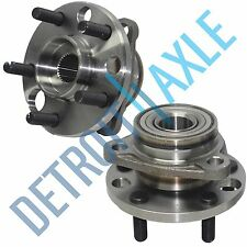 New (2) FRONT Wheel Hub & Bearing for Assembly Buick Cadillac Chevy Pontiac
