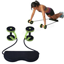 NEW Home Abdominal Total-body Resistance Exercise Fitness Gym Trainer Kit