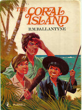 Coral Island R. M. Ballantyne Retold by Derek Lord Illustrated John Cooper 1969)