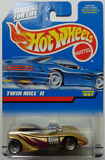 1998 Hot Wheels Twin Mill II Col. #861 (Gold Version)