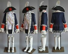 APH Axis Powers Hetalia Prussia Female Cosplay Costume+Leather Boots