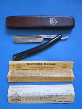 Puma 83 Pour Peau Sensible Solingen Germany 5/8 Straight Razor