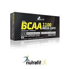 OLIMP BCAA 1100MG MEGA CAPS 120 CAPS amino acids