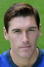Football Photo GARETH BARRY Everton 2014-15