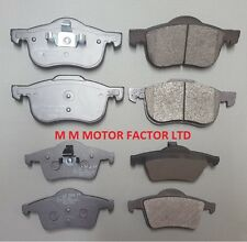 VOLVO S60 S80 (98-) 2.0 2.3 2.4 2.5 2.8 TURBO T D5 FRONT and REAR BRAKE PADS SET