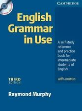 English Grammar in Use : A Self-Study Reference and Practice Book for...