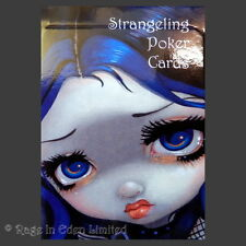 *STRANGELING POKER CARDS* Fairy Playing Cards By Jasmine Becket-Griffith