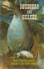 Shudders and shakes: ghostly tales from Australia, #BNAB18Apr75