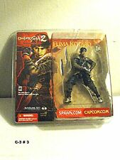 Onimusha 2 Fuma Kotaro Action Figure Toy New in Package 2002 McFarlane Toys