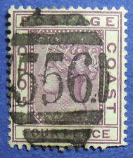 1885 GOLD COAST 4d SCOTT# 17 S.G.# 16 UNUSED CS08283
