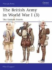 OSPREY The British Army in World War I (3), Men at Arms 406, Military History