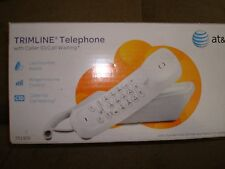 AT&T TRIM LINE TELEPHONE WITH CALLER ID/CALL WAITING TR1909