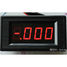 3½ DC 200V 0v-199.9v Red LED Digital Volt Voltmeter Panel Meter power supply 5v
