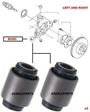 Para Nissan Murano 2.5 2.5TD 3.5 08 09 10 Rear Hub Carrier Nudillo Bush Montaje