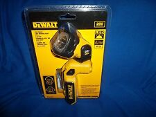 DEWALT DCL044 20V Max LED Hand Held Worklight, 160 Lumens (Tool only-no bat