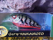 GARY YAMAMOTO Custom Floating CHIKARA CrankBait 82-Chi-100-604 in CRAWFISH GREEN