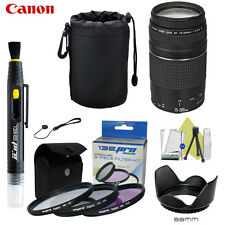 Canon EF 75-300mm III Lens for REBEL EOS 1100D 60D T6 SL1 T3 T3i T5 T5i T2 70D