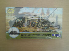 1/76 ( 20mm ) Scale  MPC  WWII British Anti Aircraft  battery