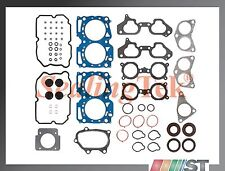 Fit 06-12 Subaru EJ255 EJ257 Turbo DOHC 16V Engine Cylinder Head Gasket Set Kit