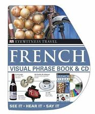 Visual Phrase Book and CD: French EW Travel Guide Phrase Books