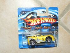 HOTWHEELS 1:64 2006 N°052 DRIFT KINGS TOONED TOYOTA SUPRA