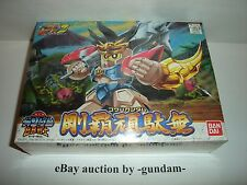 BB Senshi 182 New SD Sengoku Den Gouha Gundam Bandai model kit shrinkwrapped box