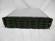 Dell EqualLogic PS6000XV 16x 300GB 15K SAS HDs PS6000 ISCSI SAN Storage Sys