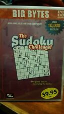 The Sudoku Challenge PC GAME - FREE POST