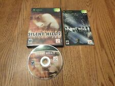 Silent Hill 2: Restless Dreams (Microsoft Xbox, 2003) COMPLETE & TESTED