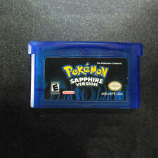 For Pokemon Ruby Sapphire For Nintendo Game Boy Advance For Children And Fans