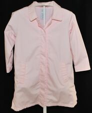 CHIC Girls Baby Gap Pink Button Lined Trench Jacket Coat Outerwear  S / 5