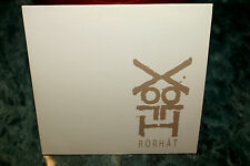 Volt Rorhat Advanced CD Promo Cardboard Flat Rare HTF Out Of Production Mint
