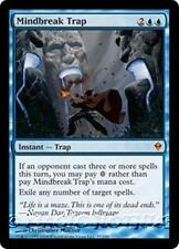 MINDBREAK TRAP Zendikar MTG Blue Instant — Trap MYTHIC RARE