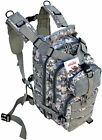 Outdoor Military Tactical Assault Backpack with Molle - Bug-Out-Bag - ACU