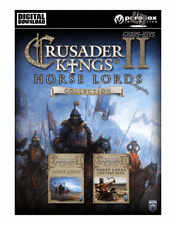 Crusader Kings II - Horse Lords Collection DLC Steam Key Code Pc [Blitzversand]