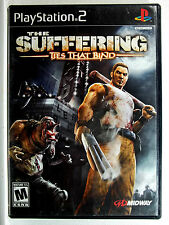 The Suffering  Ties that Bind (PS2) Complete - Clean,Tested & Fast Shipping