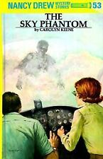Nancy Drew #53: The Sky Phantom - by Carolyn Keene (Hardcover)
