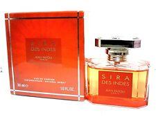 JEAN PATOU SIRA DES INDES Eau De Parfum Spray FOR WOMEN 1.0 Oz / 30 ml BRAND NEW