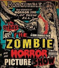 ROB ZOMBIE: THE ZOMBIE HORROR PICTURE SHOW NEW BLU-RAY
