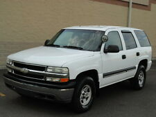 Chevrolet: Tahoe 1500 4WD 4X4 COMMERCIAL POLICE TRUCK! 2ND-OWNER!