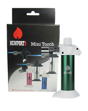"Newport Zero Gas Butane 5.5"" Cigar/ Kitchen Chef Torch Lighter Multi Use NTMN017"