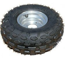 ATV 145/70-6 Wheel / Tire (Middle Line tread)  3-bolt mount