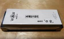 Suehiro Large 6000 Grit Water Stone, Knife Hone Sharpening Japanese Whet-stone